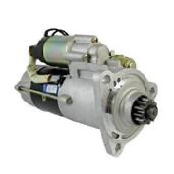 Delco Starter Fits for Delco 19011504, Mercedes 005-151-10, 01, Mercedes 005-151-70-01 with Mercedes Trucks