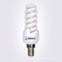 Luz de poupança de energia espiral completa quente do T3 11W CFL da venda