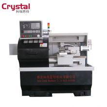Hochpräzise CNC-Drehmaschine Maschinenteile mit Fanuc Servomotor CK6132A