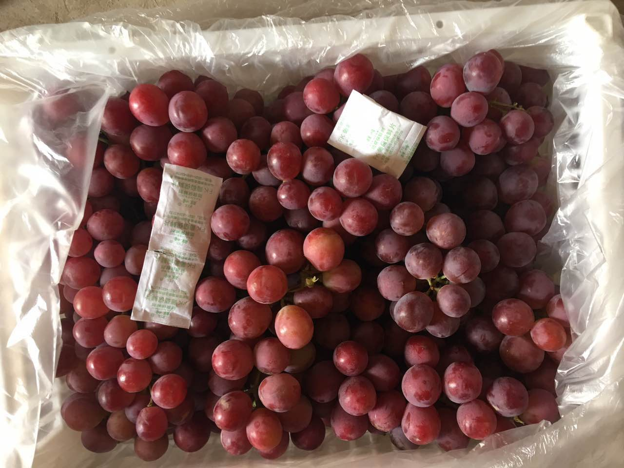 red grapes 6