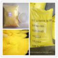 Cloreto de polialumínio 30% pó amarelo PAC
