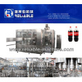 Small Bottle Soda Water Filling Machine / Soft Dinks Filling Machine