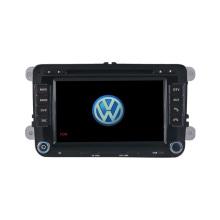 2 DIN Especial para la serie Vw Navegación GPS con Bluetooth / Radio