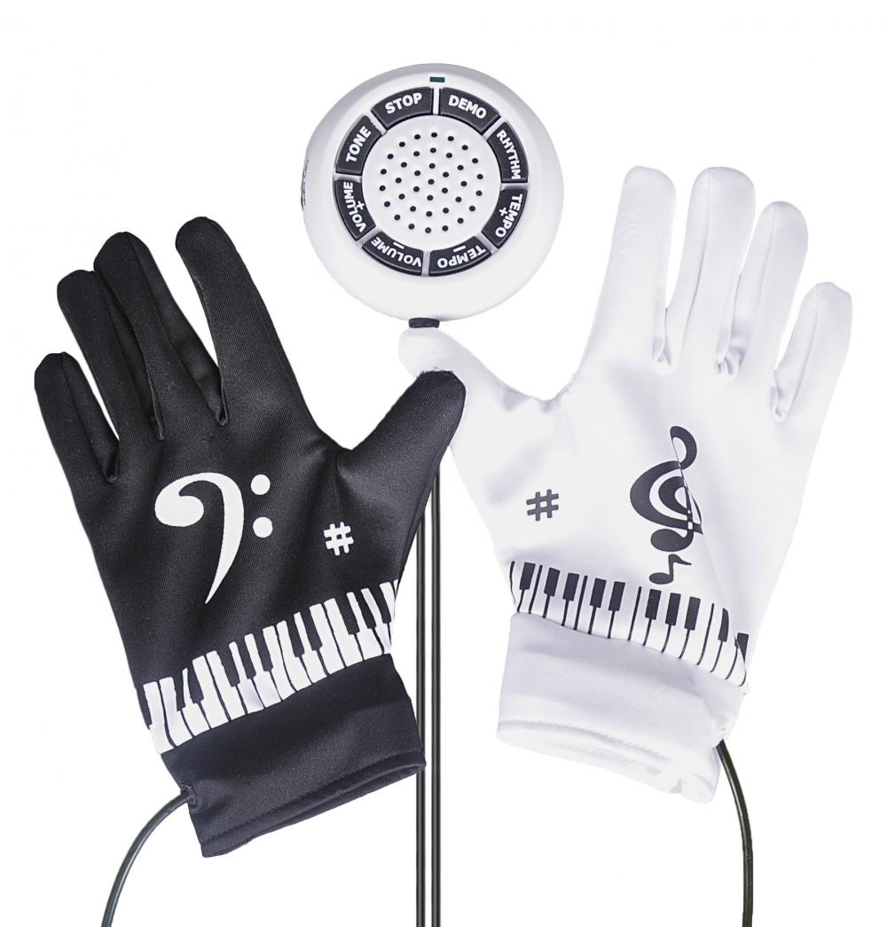 Gloves Electronics Piano