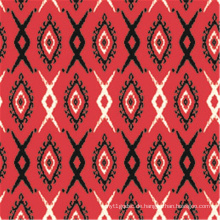 Damenmode Digital Print Wollstoff (SZ-010)