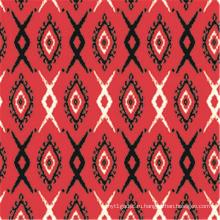 Мода цифровой печать женская шерстяной ткани (СЗ-010)