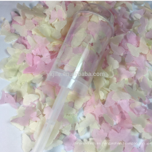Venta caliente de confeti Pop Popper de fiesta pequeña para el favor de la boda