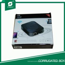 Caixa de empacotamento do cartão feito sob encomenda da fábrica para caixa superior ajustada / router