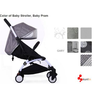 Neue Design Top Qualität Bestseller Kinderwagen 3 in 1