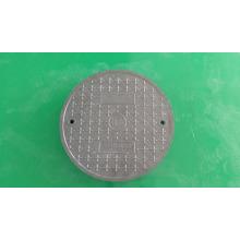 9/5000   Macromolecular composite manhole cover.