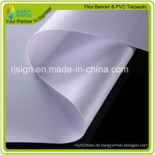 PVC beschichtetes Backlit Flex Banner