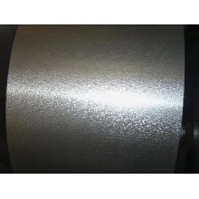 Bobina de alumínio em relevo