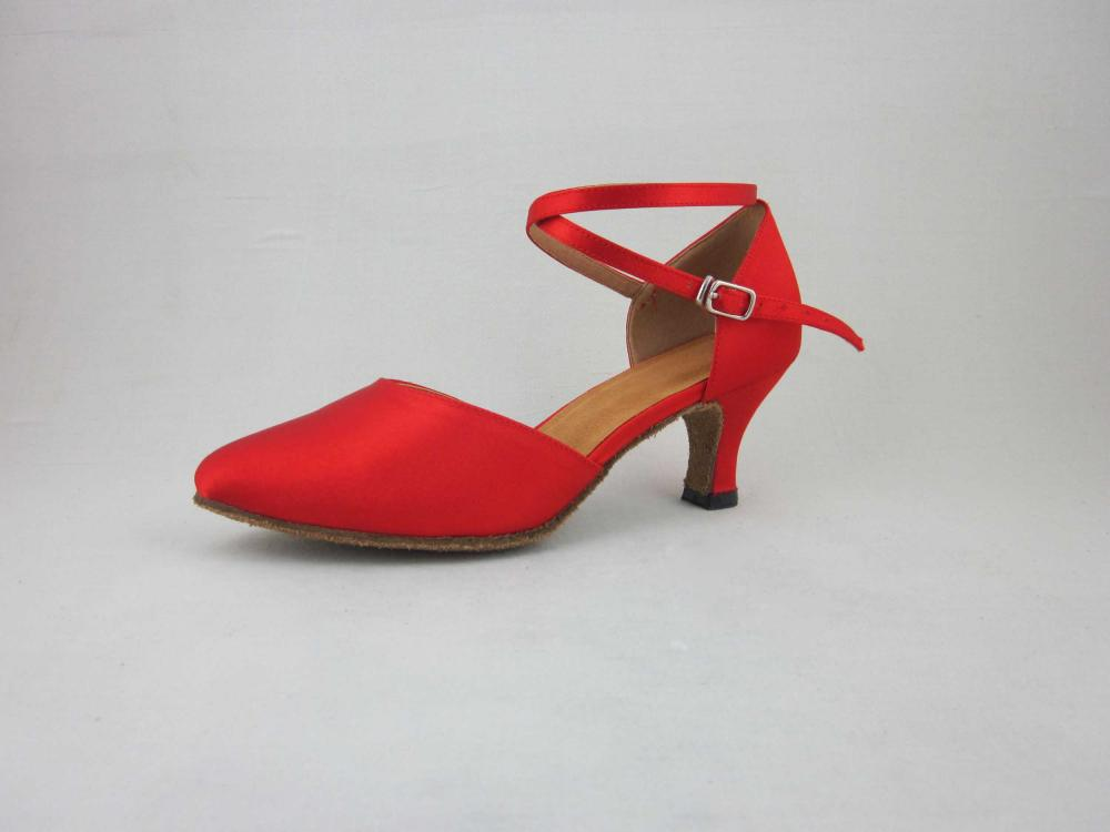 Low Heel Ballroom Shoes