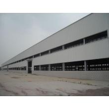 Entrepôt de structure en acier à grande portée (SSW-198)