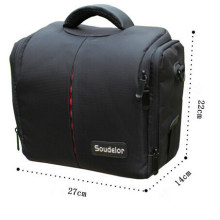 Hot Sale Shoulder Carry Camera Bag (WH8204)