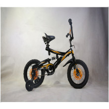 kids carbon fiber bike with training side