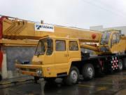used TADANO 55ton mobile crane