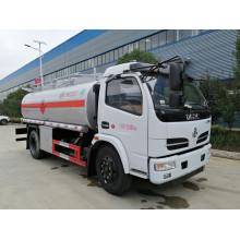 Reabastecimiento de combustible camión cisterna diesel Dongfeng dfac de fábrica