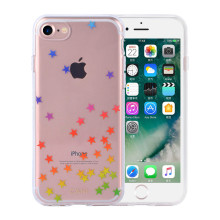 Siri Star Colorful IMD iPhone8 Plus Snap Case