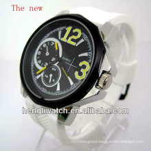 Hot Fashion Silicone Watch, Best Quality Watch 15081