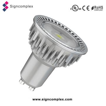 Lumière de tache du plafond 5W LED d'UL 2835SMD E27 / MR16 / GU10 d'intérieur