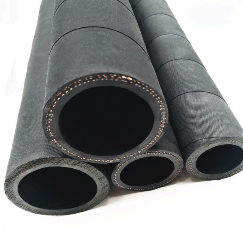 High Pressure Wire Braided Rubber Hose