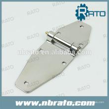 RH-198 bisagra de hoja de acero inoxidable
