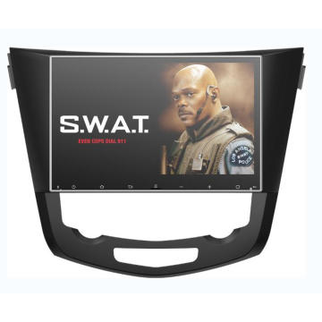 Yessun 10,2 pouces Android voiture DVD GPS pour Nissan X-Trail