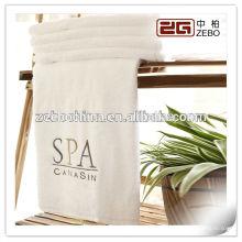 100% Baumwolle Plain Woven Style Kundenspezifische Größe Extra große Badetücher