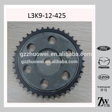 Juego de cadena de distribución de Mazda CX7 Polea de árbol de levas Para L3K9-12-425