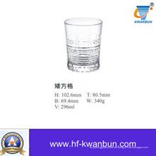 Glas Tasse Glaswaren Form Glas Teetasse Glas Kb-Hn0805