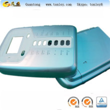 customized high and low temperature resistant PU and metal feeling super PU case cover