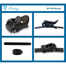 BC25A-BL15A Micro Adjustable Motorcycle Clothing Buckle Tie