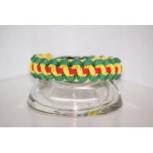 Cobar paracord bracelet plastic buckle