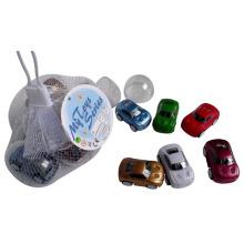 Promotion oeuf Suprise voiture jouet de traction arrière voiture