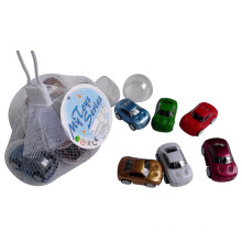 Promotion Egg Suprise Car Toy of Pull Back Car