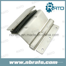 Heavy Duty Stainless Steel Glass Door Hinge
