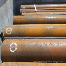 E22 Interlock Welded Pile Pipes for Foundation