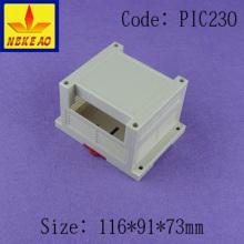 plastic industrial control enclosure