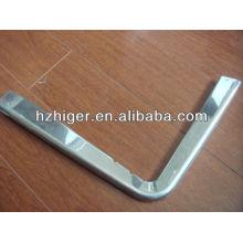 pièces de fonte d'aluminium et pièces de machines en aluminium et pièces de carport professionnelles