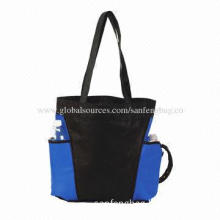 Shopping Bag, Sized 17.5*13.5*5.5-inch, One Front Pocket