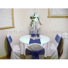 100% polyester/visa chair covers,hotel/banquet chair covers,chair ties/wraps