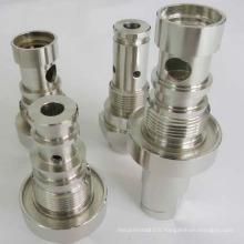 Arbre en aluminium pour les composants industriels