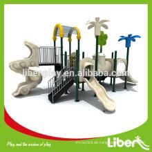 2015 GS genehmigte Kinder verwendet Outdoor Spielplatz Ausrüstung zum Verkauf LE.X8.409.151.00