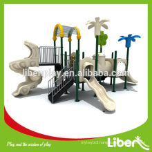 2015 GS Approved Kids Used Outdoor Playground Equipment For Sale LE.X8.409.151.00