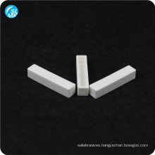 industrial wear resistance steatite cement ceramic boat ceramic shell parts