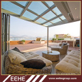 China manufacturer conservatory sunroom glass sunroom panels for sale