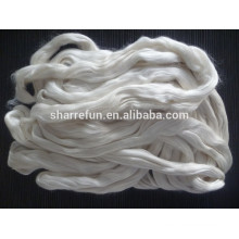 Dessus en fibre de soie brute chinoise