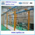 Pulverlackiermaschine / Line / Painting Equipment (Overhead Conveyor)