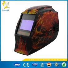 Casco automático de soldadura oscura